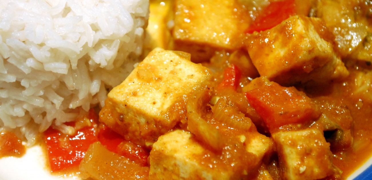 Recipe For A Thoroughly Modern Vegetarian Balti