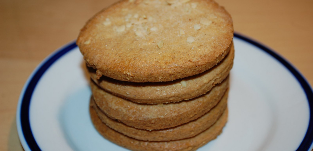 Recipe For Speculaas Biscuits - A Dutch Christmas Treat