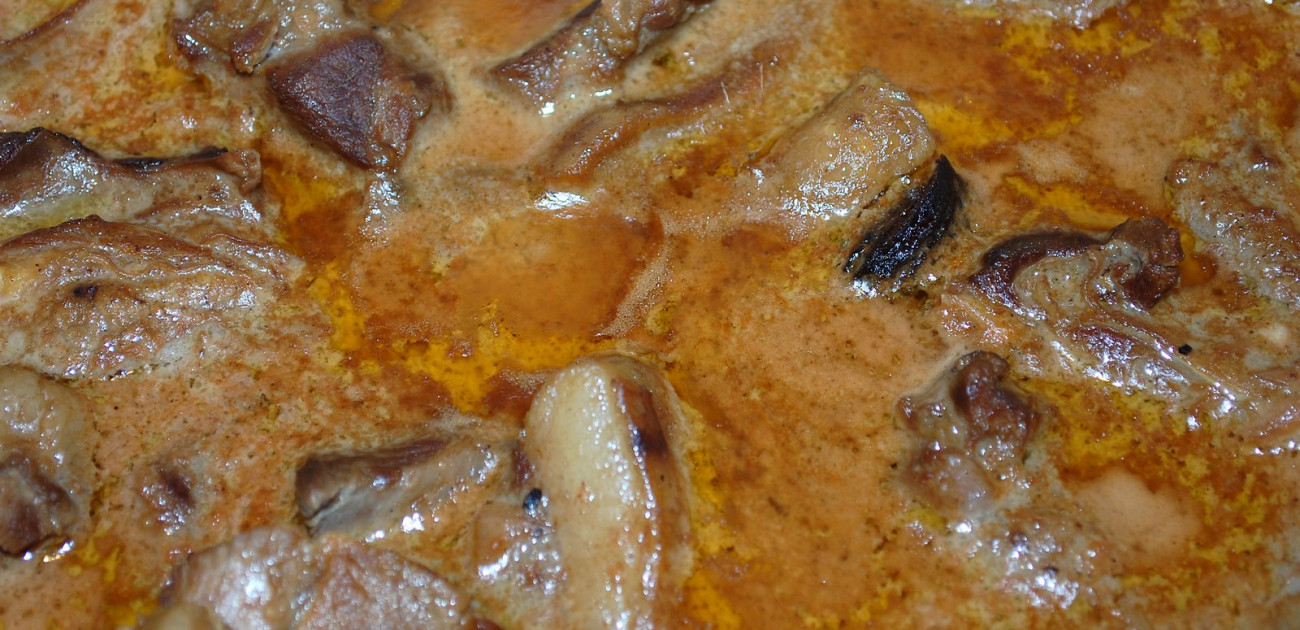 Recipe For Traditional Style Rogan Josh