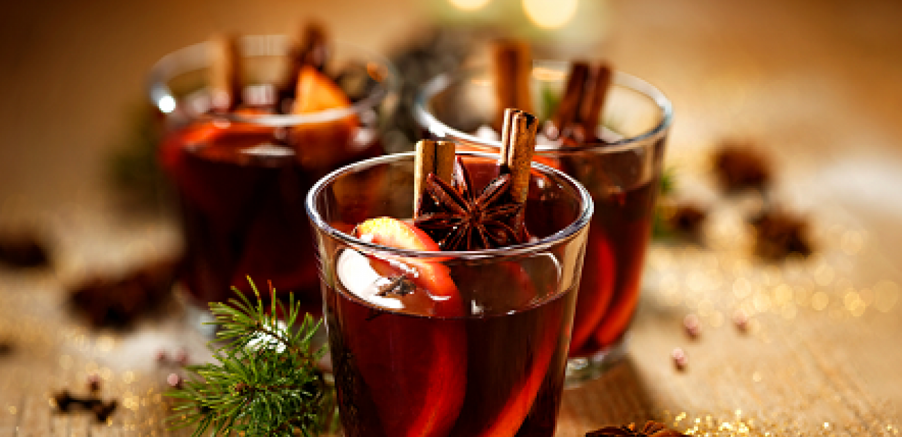 Christmas recipes part 3 - Festive Tipples