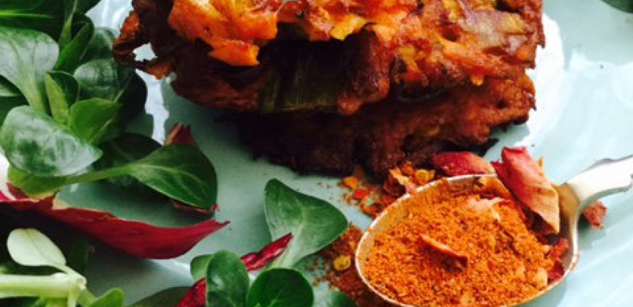 A slice of North Africa: Harissa with rose spice blend