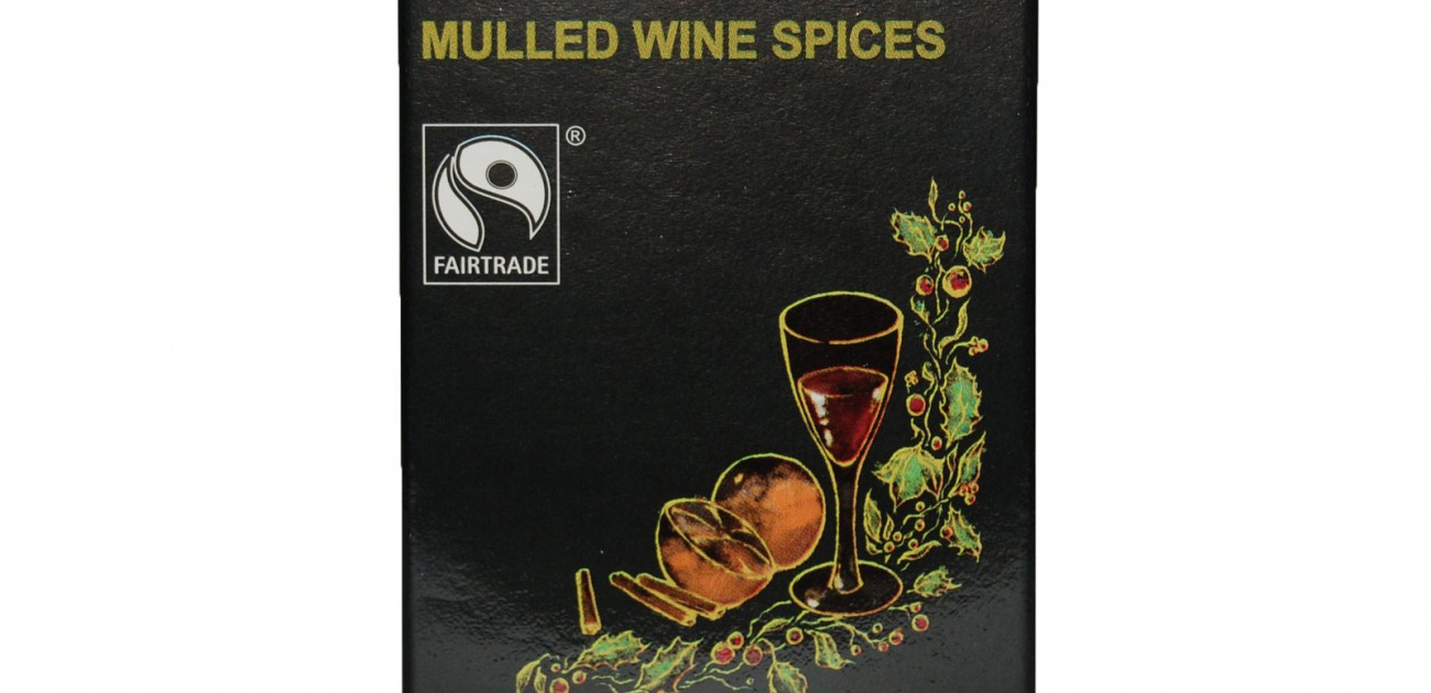 New Fairtrade Organic Mulling Wine Sachets from Steenbergs