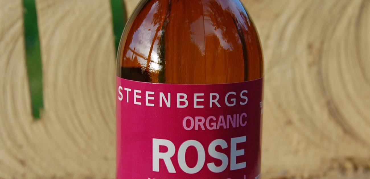 Chemical Analysis of Steenbergs Organic Rose Water