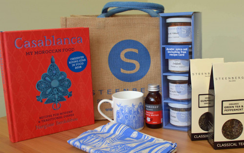 Competition to win Casablanca recipe book and Steenbergs spices