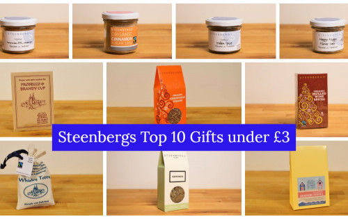 Top 10 Gifts under £3