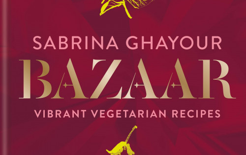 Sabrina Ghayour's Cookbook Launch - Vibrant Vegetarian Recipes from Bazaar
