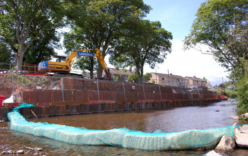 Ripon's Flood Alleviation Scheme