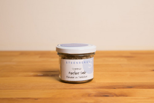 Steenbergs Organic Perfect Salt Blend from the Steenbergs UK online shop for organic salt and pepper.