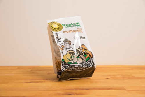 Dried Oyster Mushrooms 25g Tropical Wholefoods