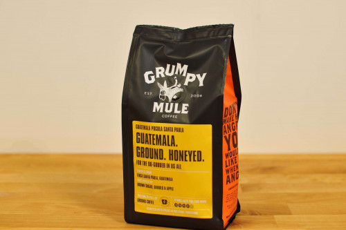 Grumpy Mule Guatemala Ground Filter Coffee
