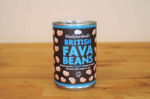 Hodmedod's Organic British Grown Fava Beans from the Steenbergs UK online shop for organic and vegan foods.