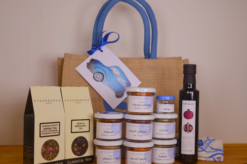 Steenbergs A taste of Arabic gift bag makes a great food gift full of spices and loose leaf teas from the Steenbergs UK online shop for spice gifts and arabic spices.
