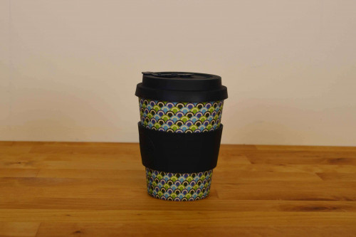Smaller version of the Ecoffee Bamboo cup - no excuse for single use