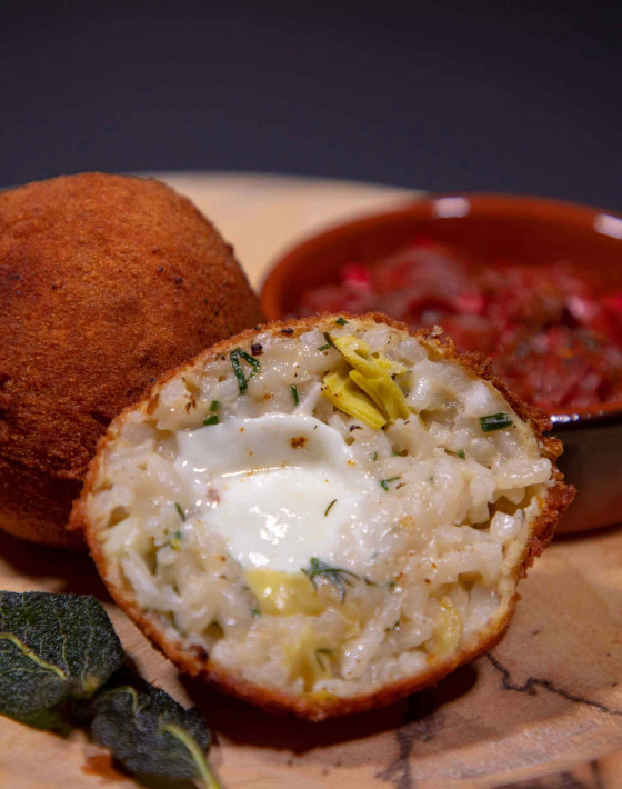 Arancini Recipe From The Devilled Egg Cookery School