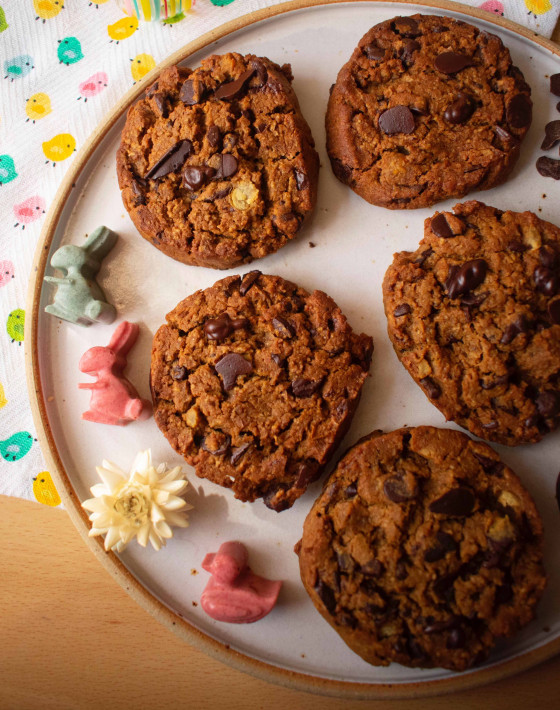 Niki's Chocolate Chip Cookie Recipe