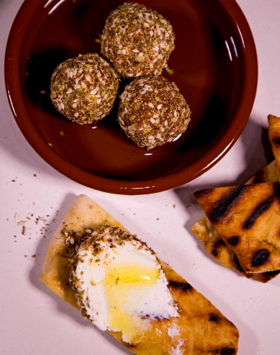 Recipe for Labneh from The Devilled Egg Cookery School
