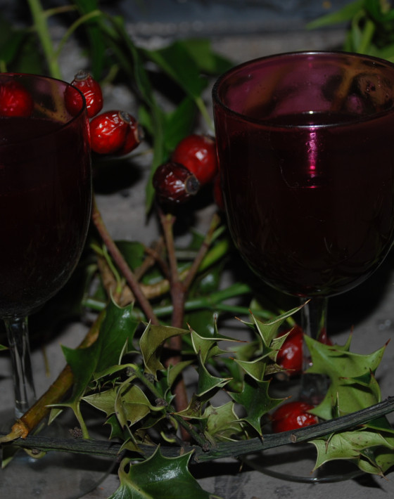 'Warming' Mulled Wine