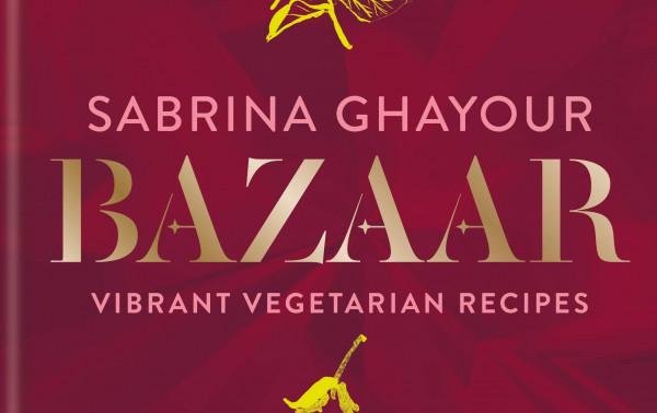 Win a signed copy of Sabrina Ghayour's latest cookbook Bazaar