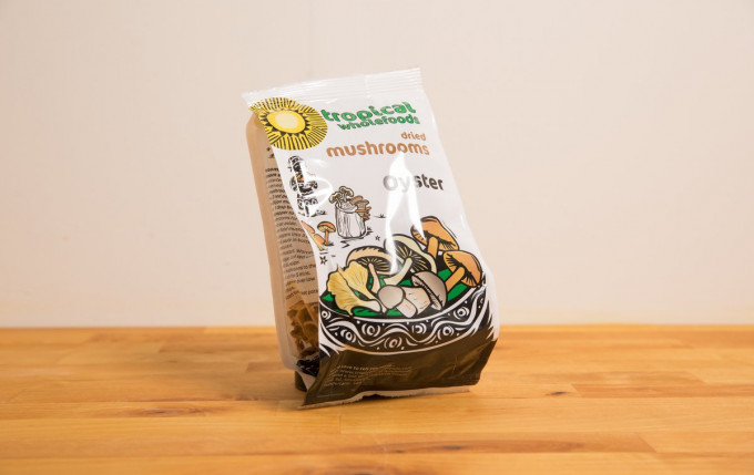 Buy ethically sourced dried mushrooms from Steenbergs UK online