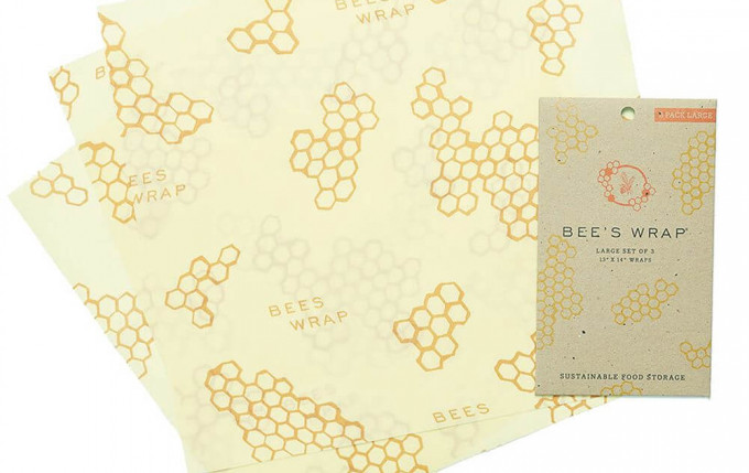 Bees Wrap - Set of 3 assorted size wraps