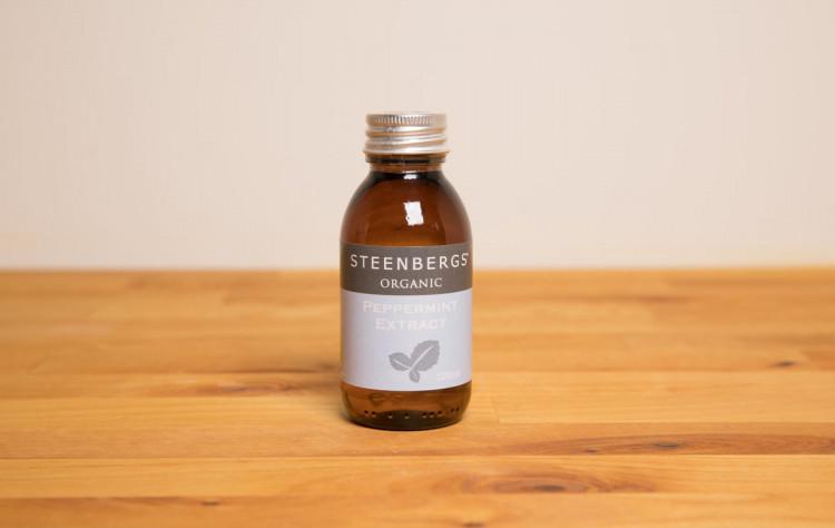 Organic Peppermint Extract 100ml