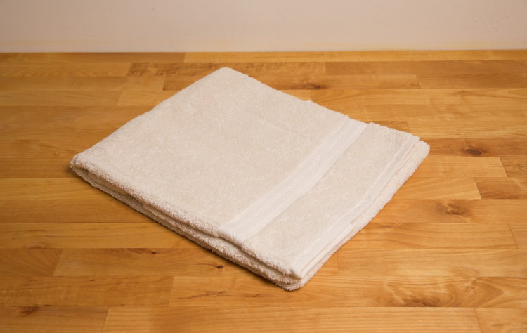 Organic Unbleached Cotton Hand Towel