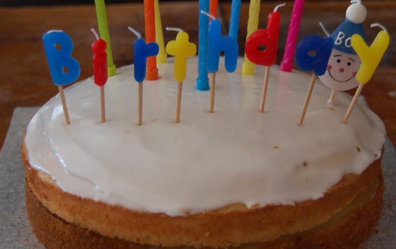A Birthday Cake Recipe This Lemon Cake Recipe Is Nice And Light