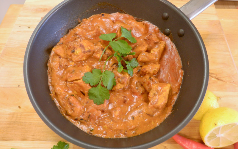 Sharmini's Chicken Tikka Masala